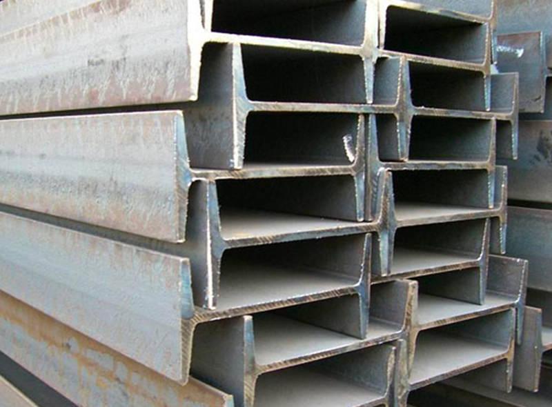 Materiali ferrosi per l'edilizia